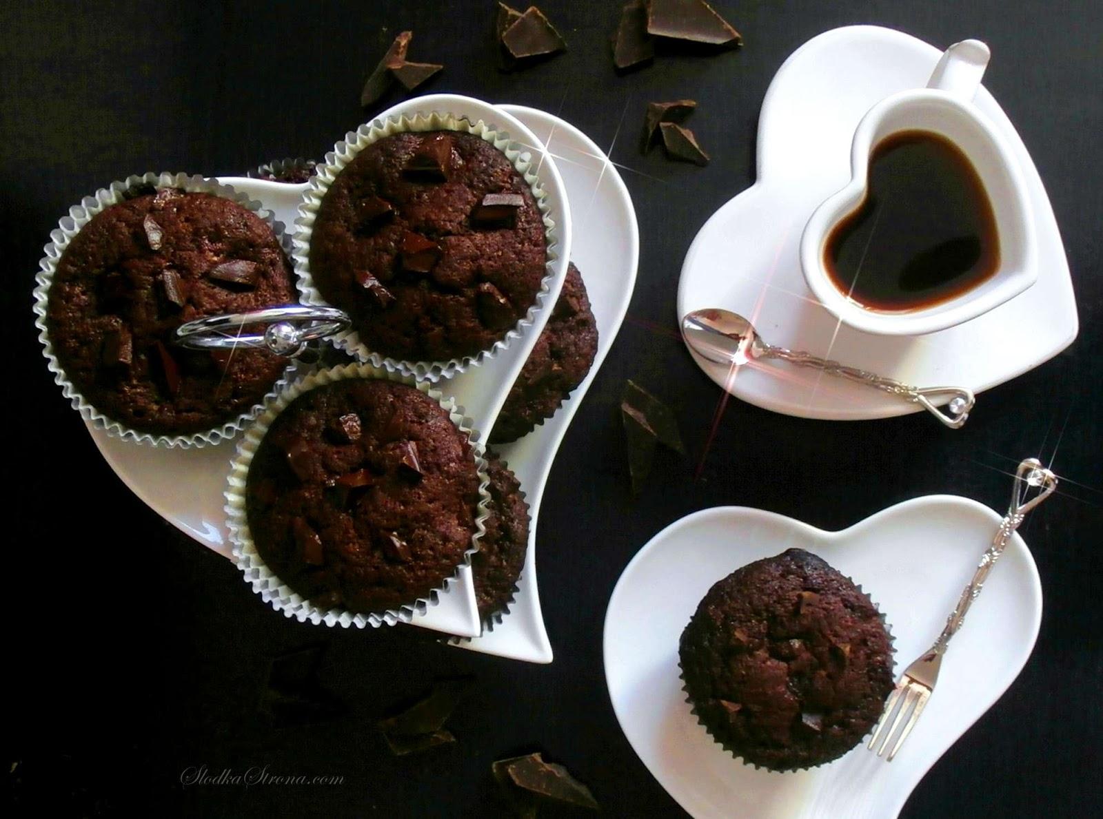 Muffinki Czekoladowe - Najlepsze