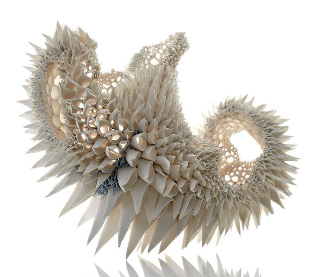 Esculturas de Porcelana de Nuala O'Donovan