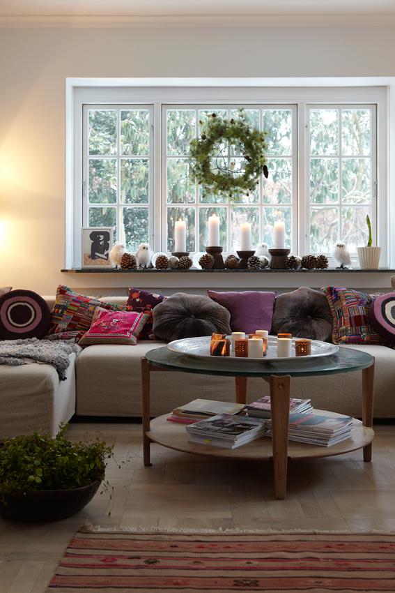 Stockholm Vitt - Interior Design: Scandinavian Christmas