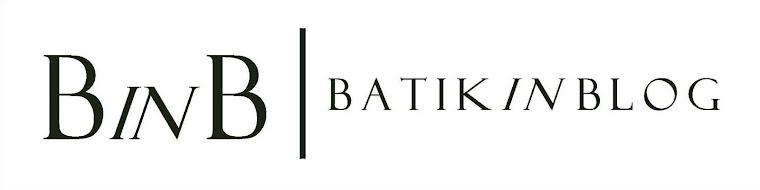 B in B (batik in blog)