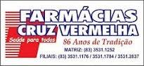 SAUDE  E AQUI  FARMACIAS CRUZ  VERMELHAS
