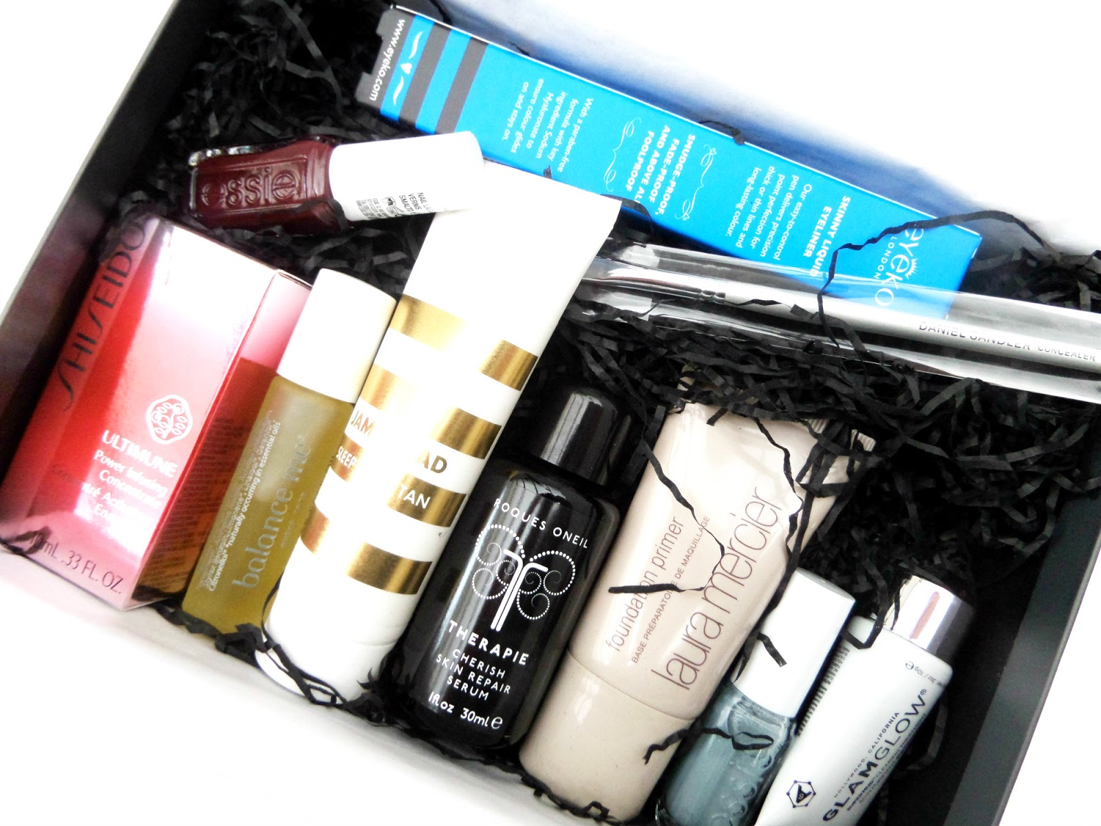 Inside Get The Gloss Beauty Insiders Kit