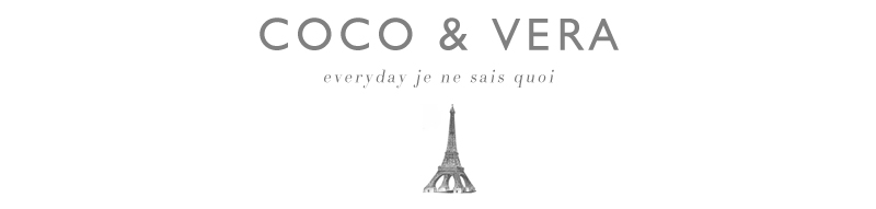 Coco and Vera