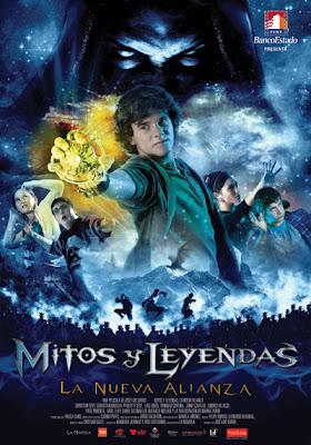 Mitos y leyendas: La nueva alianza – DVDRIP LATINO