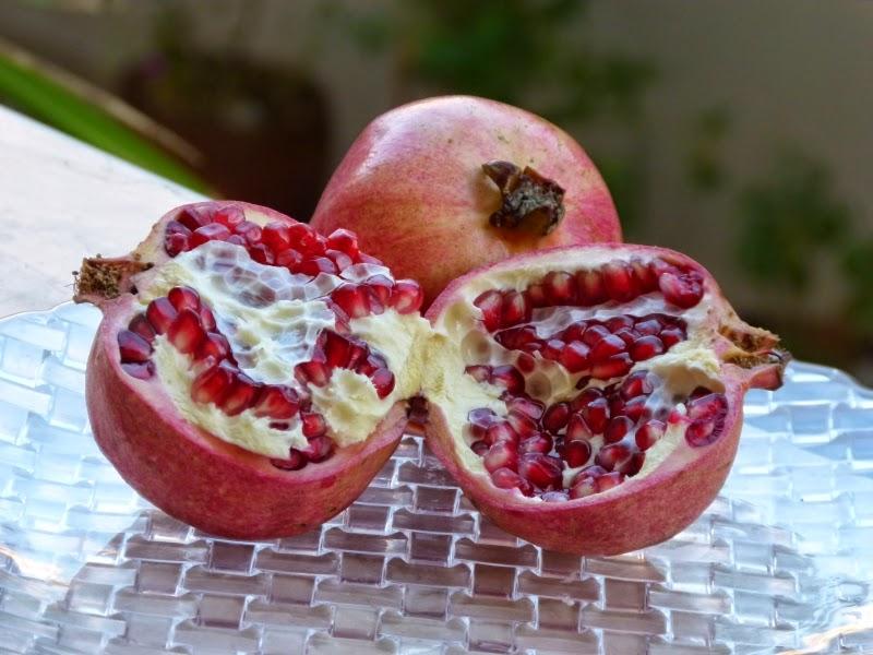 Ägyptische Rezepte Granatapfel