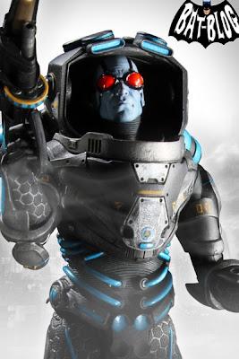 Batman Arkham City Mr. Freeze