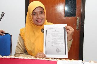 Kantongi SK Dari Bareskrim, Siti Masitha Pikirkan Jalur Hukum