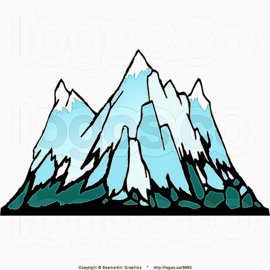 Mountain Clipart Black And White  Clipart Panda   Free Clipart Images