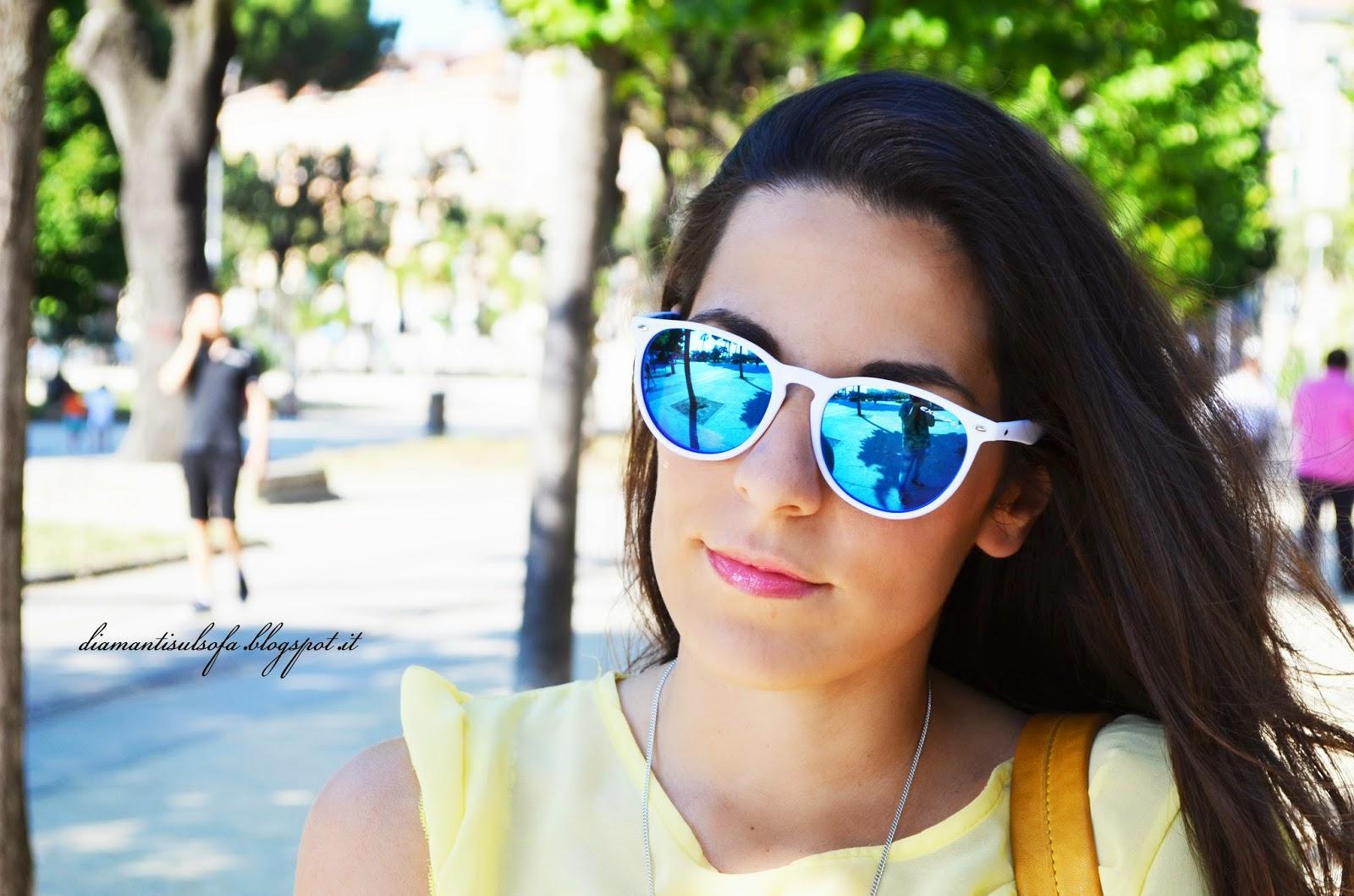 occhiali da sole excape