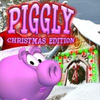 لعبة  Piggly Christmas Edition