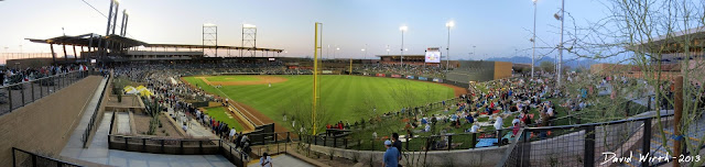 how much do tickets cost for spring training baseball game