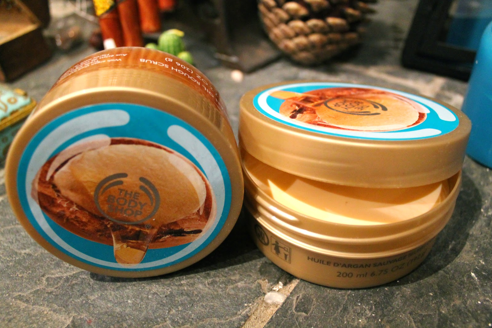 the body shop argan body butter review