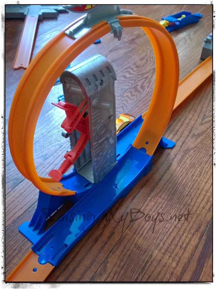 Hot Wheels Quick Kick Loop #spon