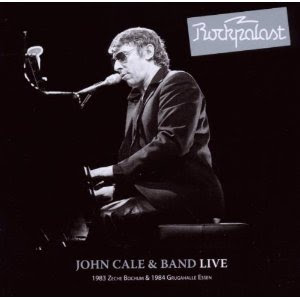 John Cale & Band: 'Live' (Rockpalast 1983/84) CD Review