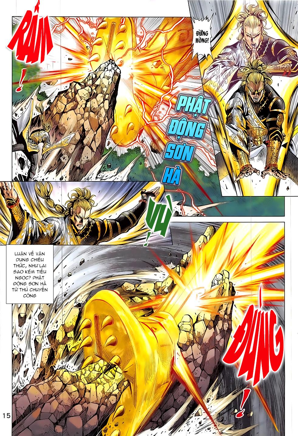 Thần Chưởng trang 15