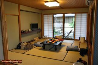 Washitsu, ruang tradisional Jepang