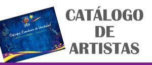 Catálogo de artistas