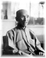 My Great Grandmaster Yip Man Founder Ving Tsun Athletic Association Hong Kong