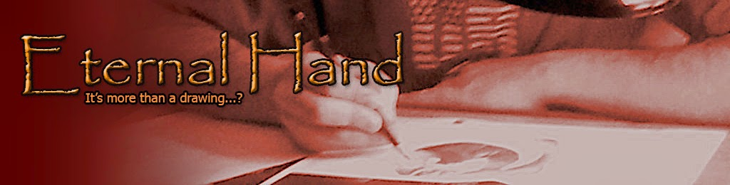 Eternal Hand di Alfio Raciti