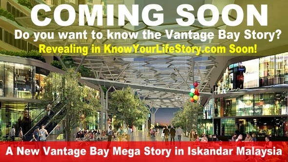 A New Vantage Bay Mega Story is coming to Iskandar Malaysia!