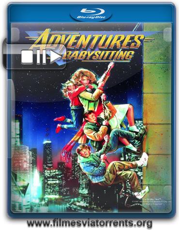 Uma Noite de Aventuras Torrent - BluRay Rip 720p e 1080p Legendado (1987)