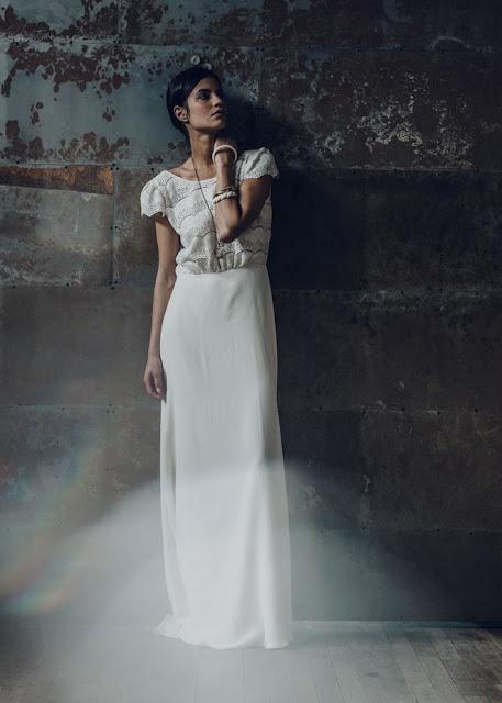 Wedding Dresses Laure de Sagazan