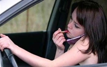 Πιο απρόσεκτες στο τιμόνι οι γυναίκες