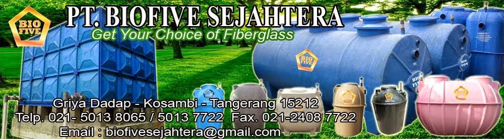 Septic tank bio, Septic tank biofil, Fiberglass