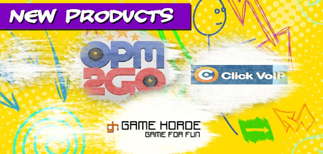 Game Horde OPM2GO ClickVoIP