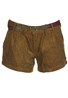 Pantaloni scurti Pull and Bear Chloe Brown (Pull and Bear)