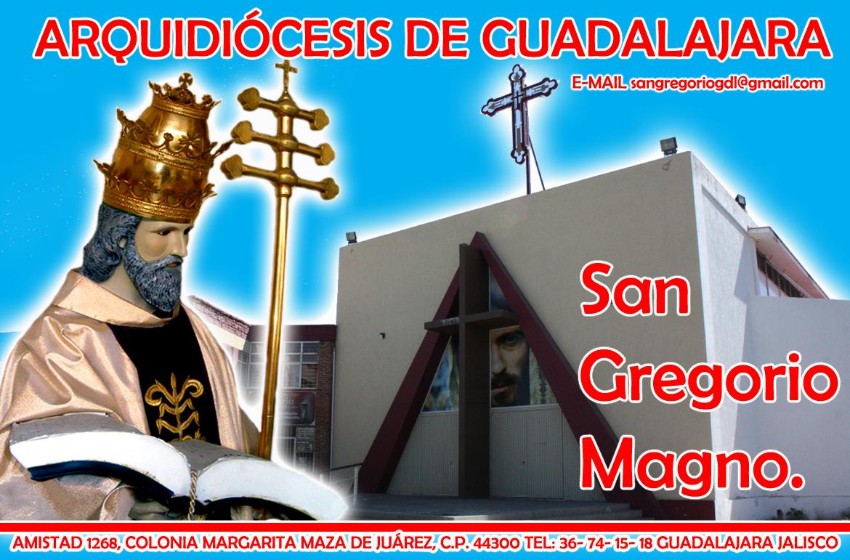 Parroquia San Gregorio Magno