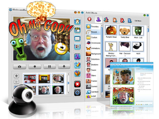 CoolwareMax WebcamMax v7.6.2.2