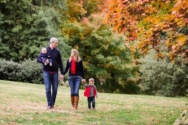 Fort CF Smith Park Family Photos
