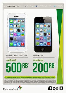 Promo Apple Oktober 2013