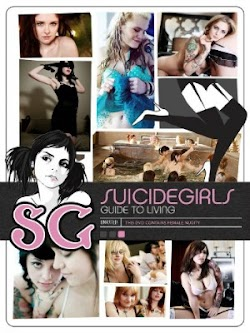 Thác Loạn Kiểu Mỹ - Suicidegirls: Guide To Living (2009) Poster