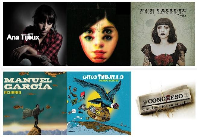 Los 20 discos chilenos de la década 2010's