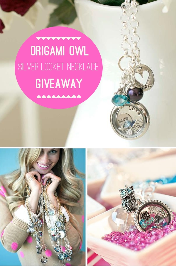 Origami Owl Necklace http://www.alongabbeyroad.com/2012/11/origami-owl-necklace-giveaway.html