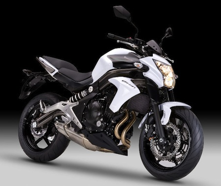 What Interests Me   Kawasakis twin cylinder middleweight  ER