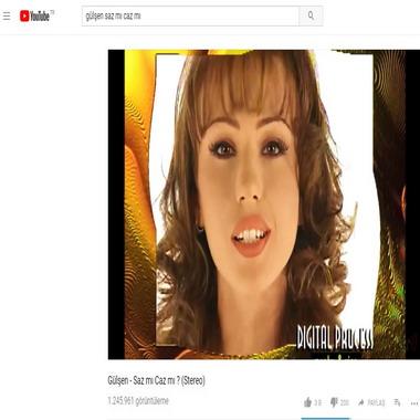 youtube com - gülşen - saz mı caz mı
