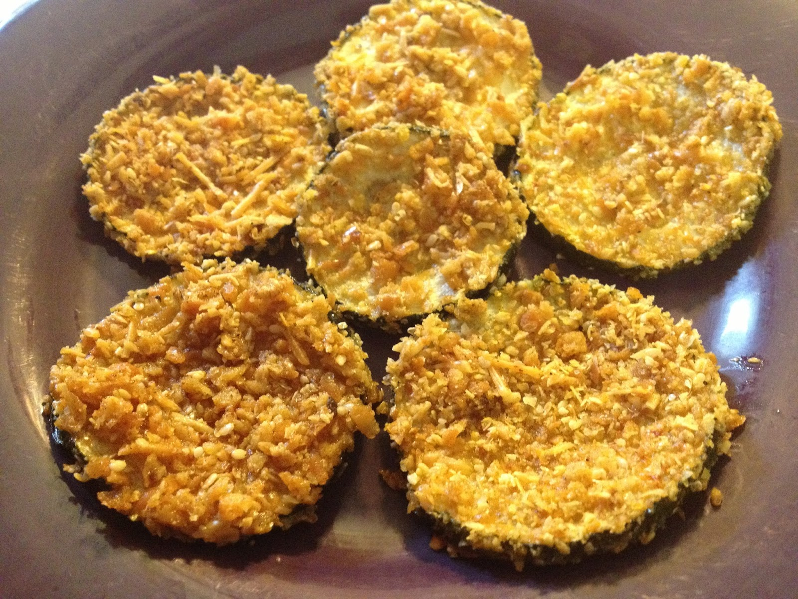Parmesan Encrusted Zucchini Recipes — Dishmaps