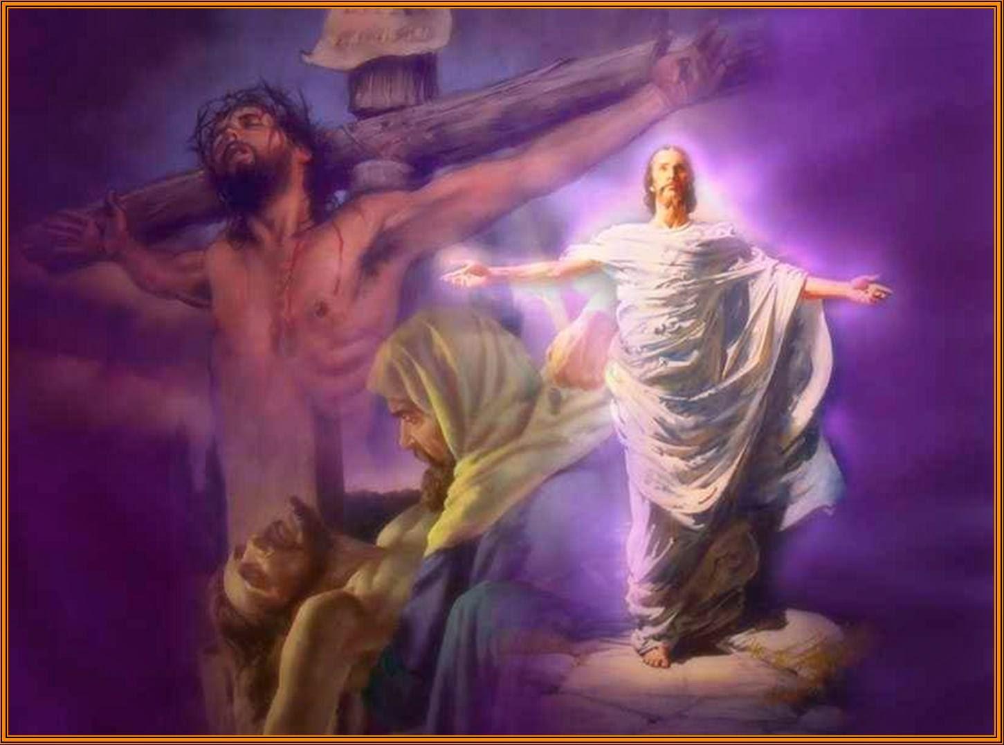 CHẾT NHƯ CHÚA GIÊSU – ĐỨC TIN VÀ NỖI SỢ