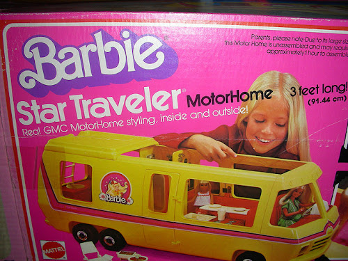 NowThisLife.com - Barbie Star Traveler MotorHome