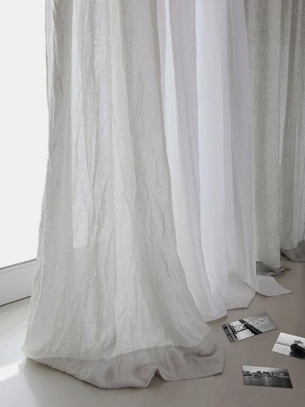 Guida tende lunghezza delle tende for Tende ikea lino
