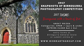 Snapshots of Birregurra 2017