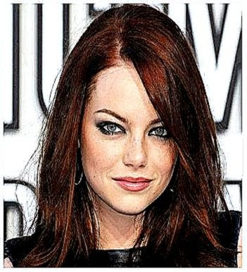 auburn brown hair color pictures free coloring pictures