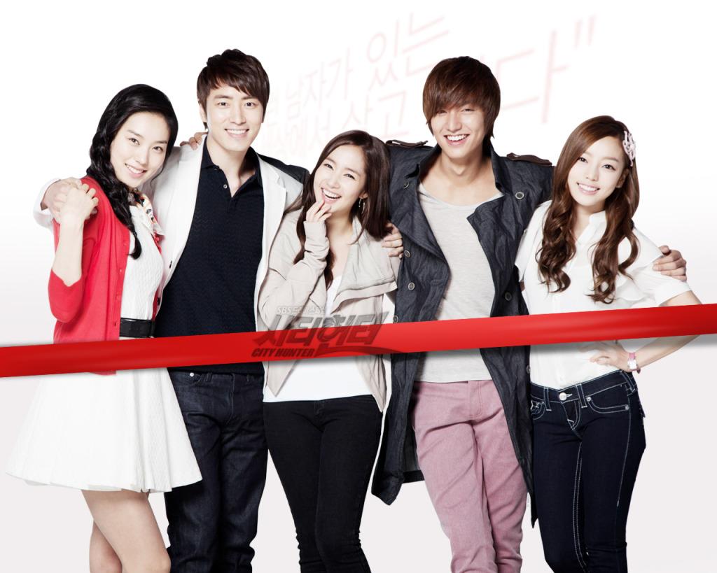 Ii Em Saniamisha Drama Korea City Hunter