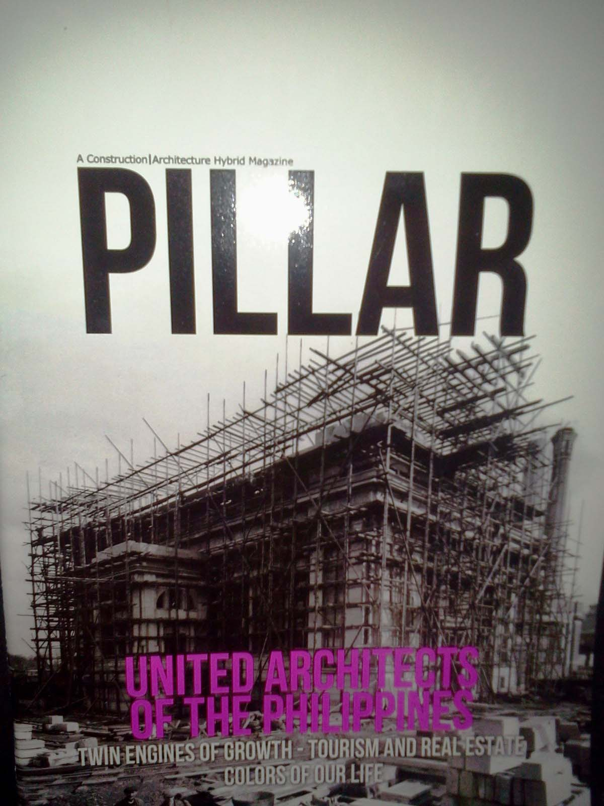 Pillar Magazine: The Ultimate Construction, Architecture and ...