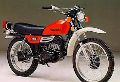 1978 Suzuki TS185