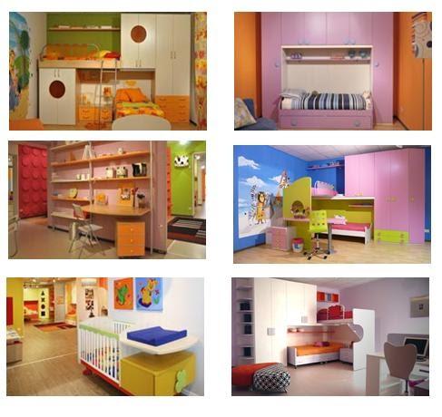 Dormitorio ni os soluciones para ganar espacio ideas - Disenar tu casa online ...