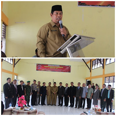 Kemenag Tanjungbalai Hadiri Pelantikan Pengurus BAMAG Kota Tanjungbalai